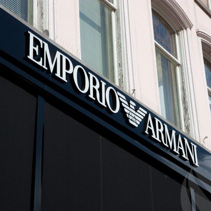 Doosletters Emporio Armani