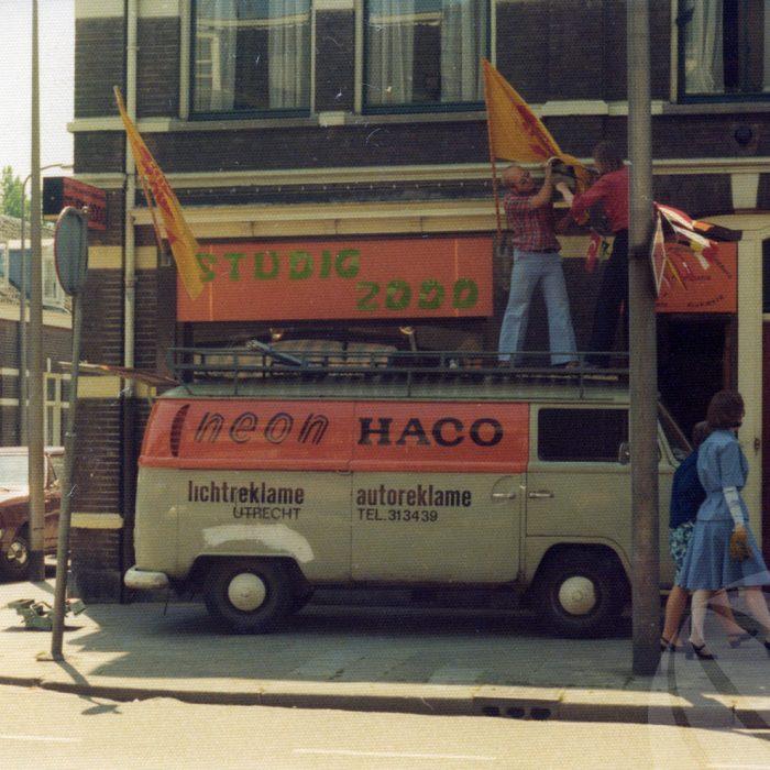 Historie Haco Lichtreclame